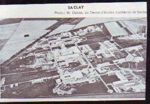 Saclay centre